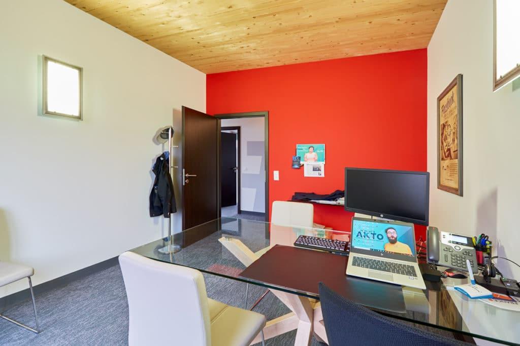 bureaux ossature bois
